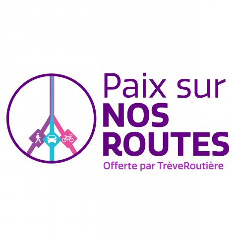 Paix sur nos routes : Offerte par TrèveRoutière